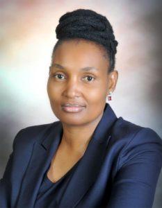 Executive Mayor Thembi Nkadimeng