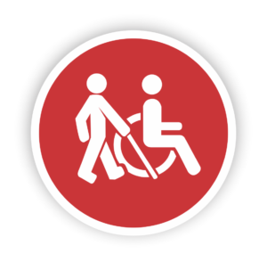 universally accessible icon