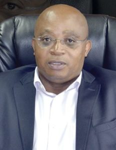 Councillor Dikgape Makobe Municipal Manager