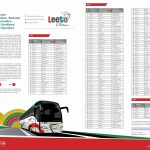 "Leeto La Polokwane  Phase 1A Operations ""Restraint of Trade"" Compensation – Nominated and Shortlisted Public Transport Operators"
