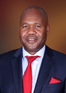Executive Mayor, Cllr John Mpe