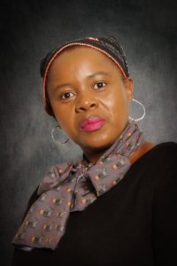 Ms Thembeka Monti-Manager of Transport Operations